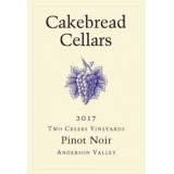 Cakebread Cellars Pinot Noir Napa Valley 2017