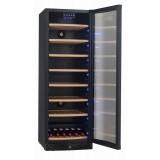 VINVAUTZ - VZ166BHK; 166 bottles, Single Temperature